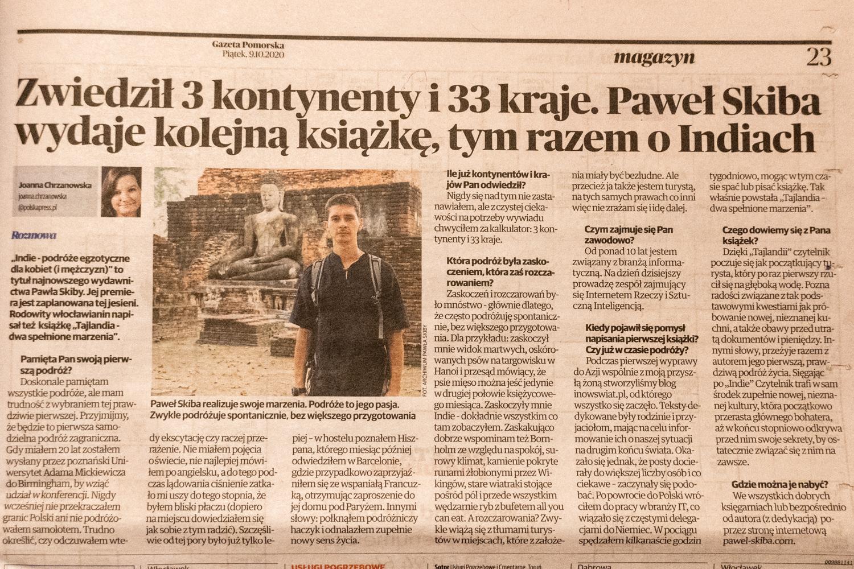 Gazeta Pomorska - Paweł Skiba